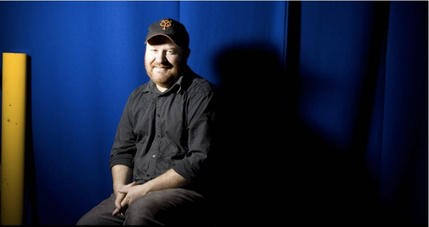 Nice pic taken by Teagan Glenane for Melbourne Times Weekly, at the Arena studios in North Melbourne